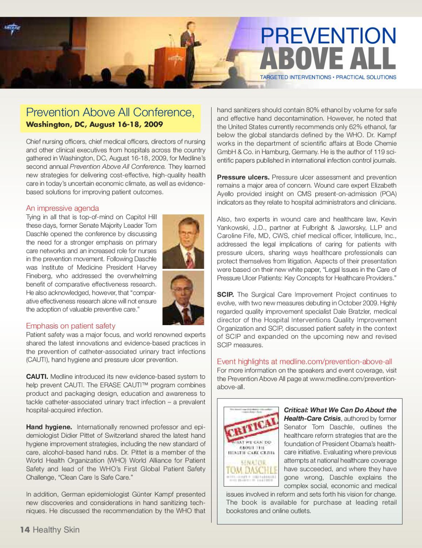 Healthy Skin Volume 6 Issue 3 by Medline Industries - issuu