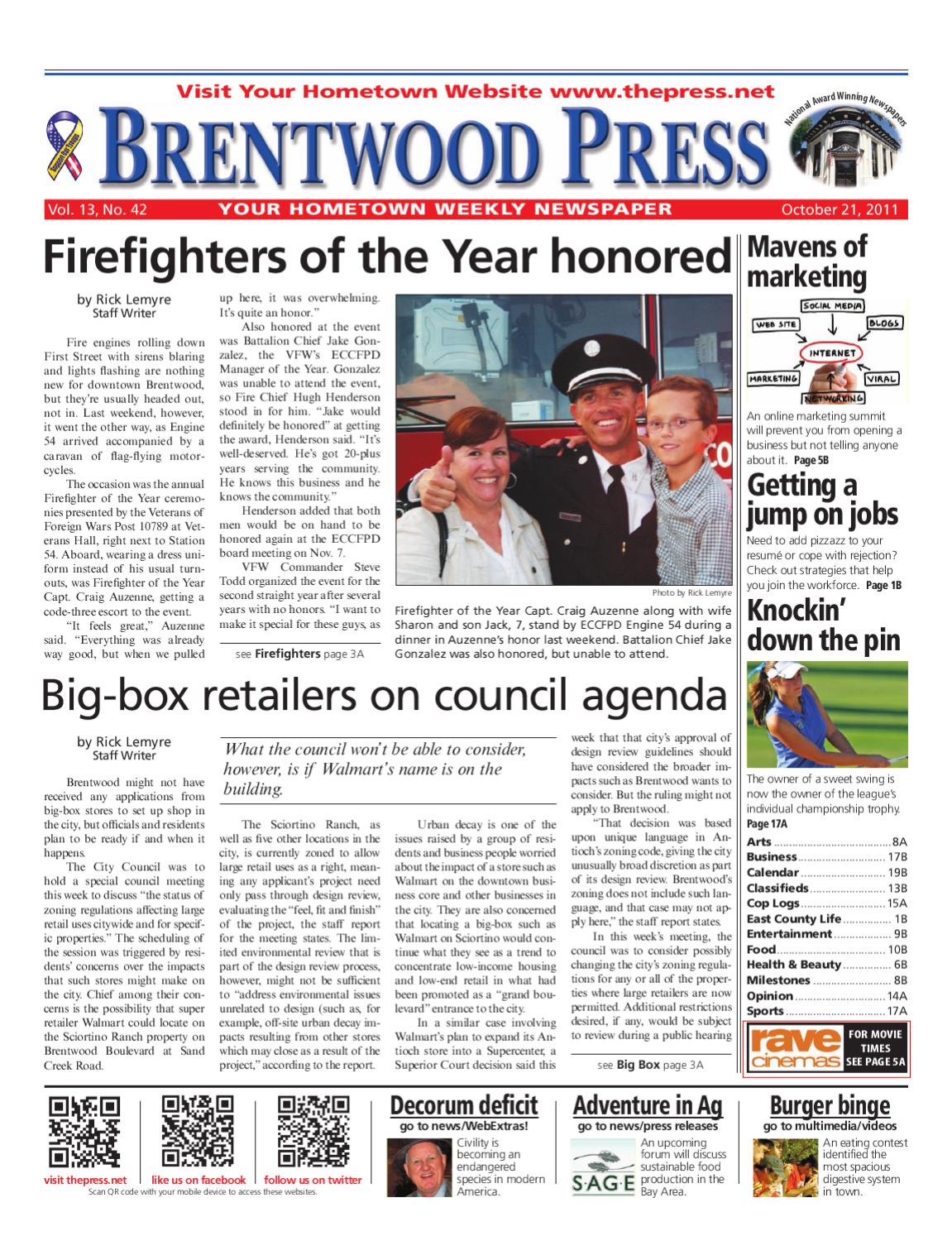 Brentwood Press_10 21 11 by Brentwood Press & Publishing - issuu
