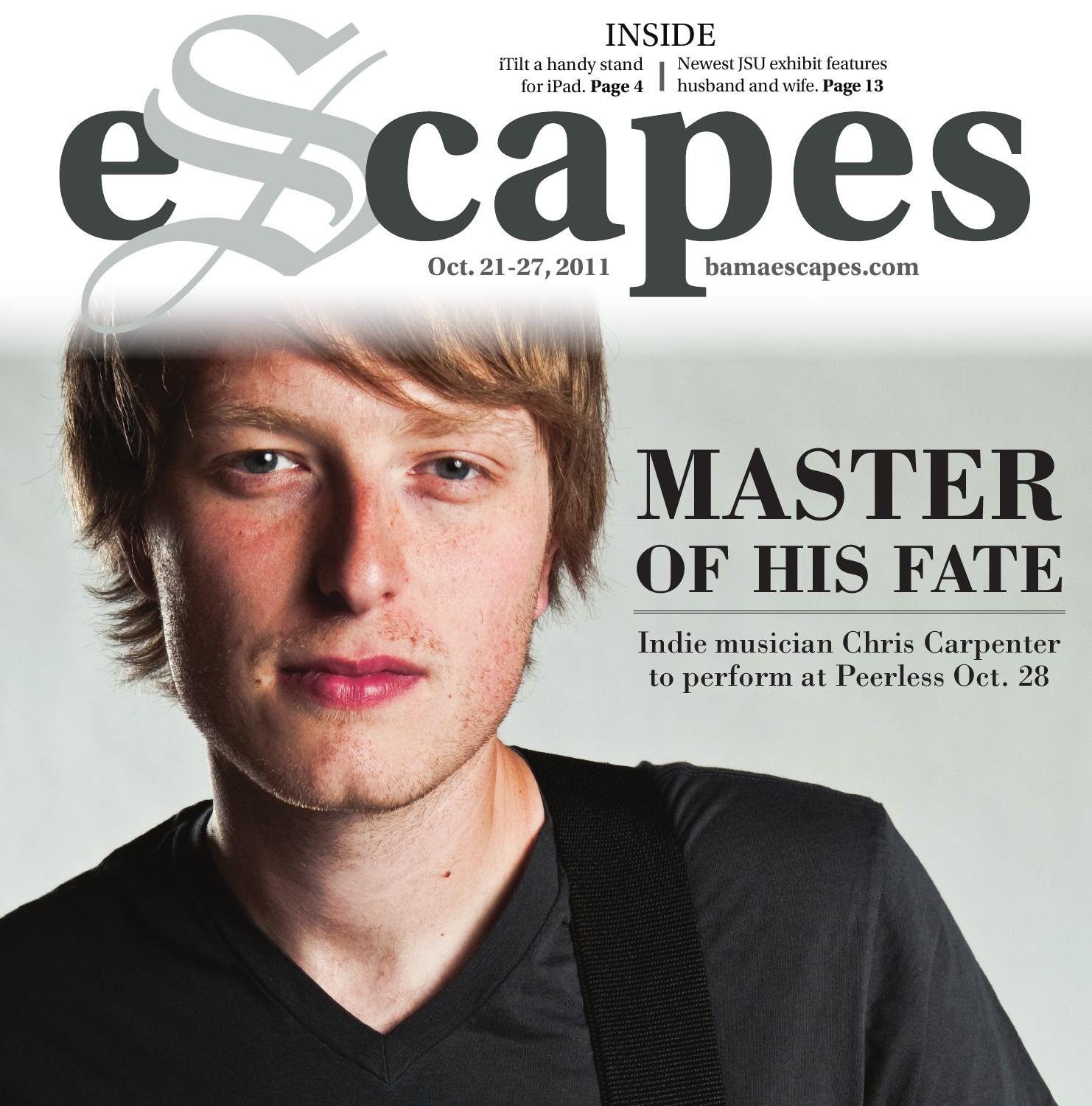 Escapes October 21 By Consolidated Publishing Co Issuu