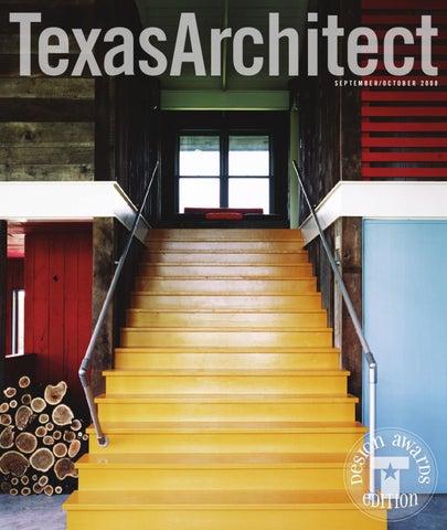 Texas Architect Sept/Oct 2008: Design Awards By Texas Society Of ...
