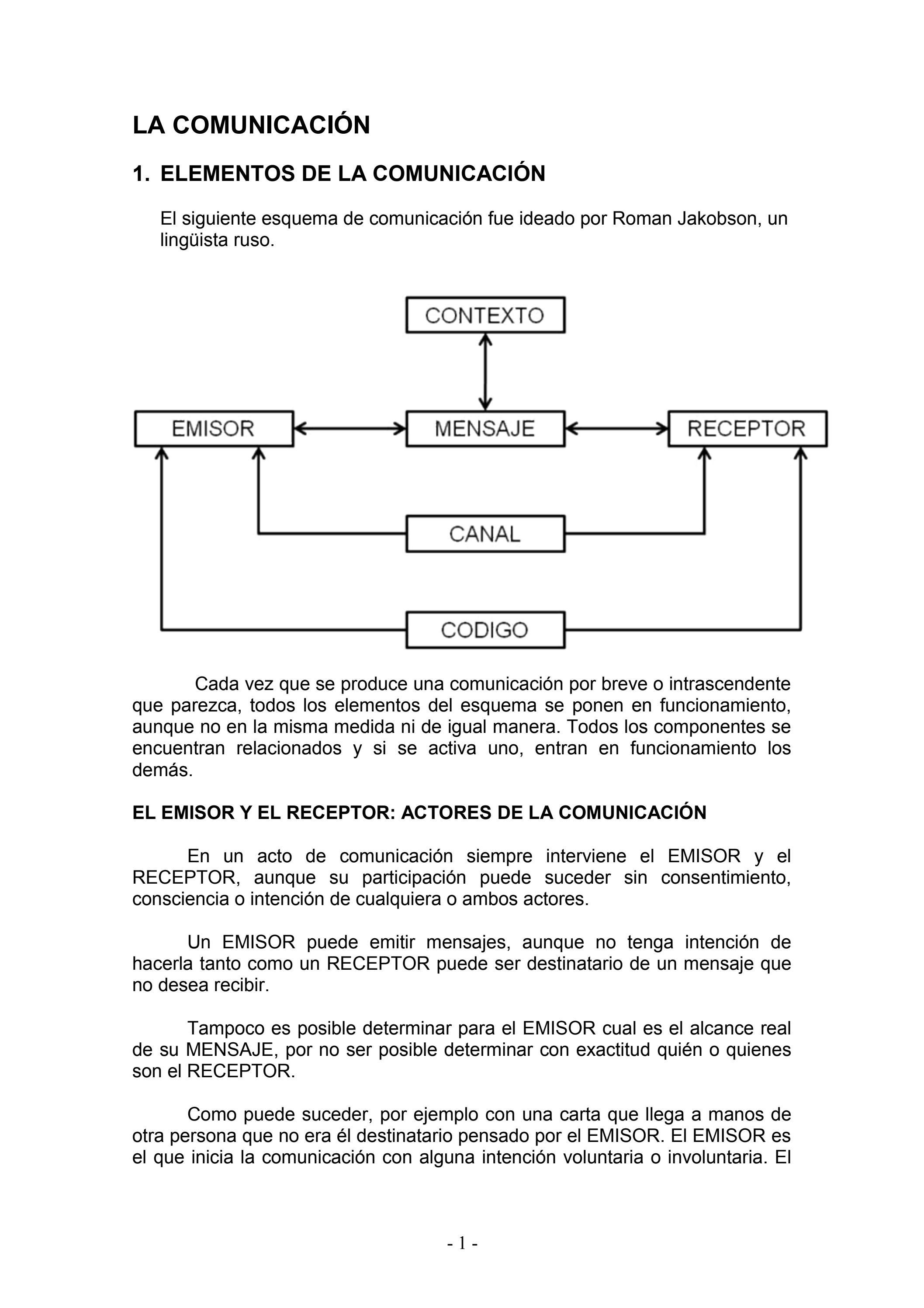 La Comunicación By Norberto Fernandez Issuu