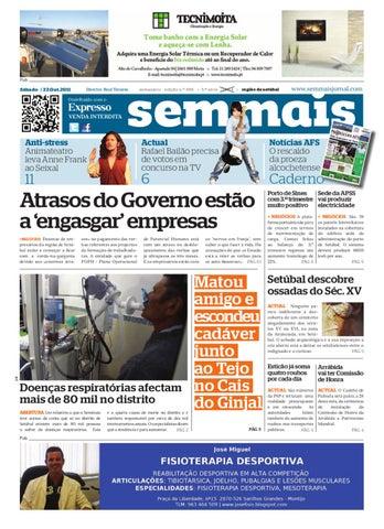 Semmais Jornal 686 by Mediasado - issuu 1c52eb7ec185d