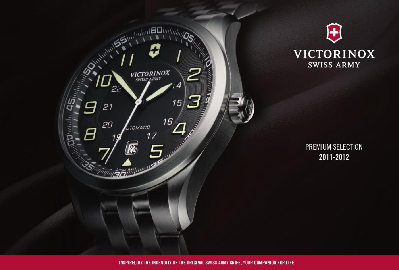 Swiss army часы веб-сайт каталог