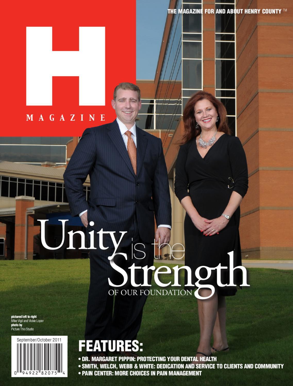 h magazine septemberoctober2011 by southern journal magazine - Halloween Express Mcdonough Ga