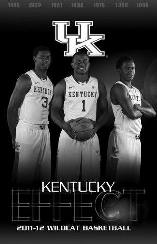2011-12 Men s Basketball Fact Book by University of Kentucky ... 4a859dfb5
