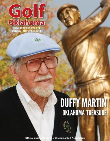 2587e8581ca Golf Oklahoma October - November (Vol. 1