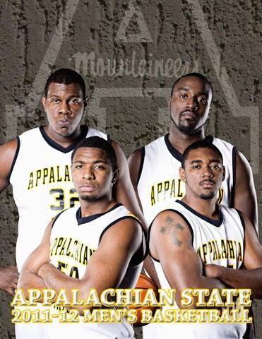 05c609b3d92 2011-12 Appalachian Men s Basketball Yearbook by Appalachian State ...