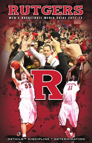 a5fdacb797c 2011-12 Rutgers Men s Basketball Media Guide by Rutgers Athletics ...