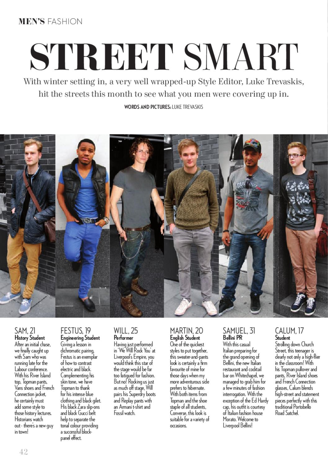 de55af56f8539 The winter style issue by His & Hers magazine - issuu