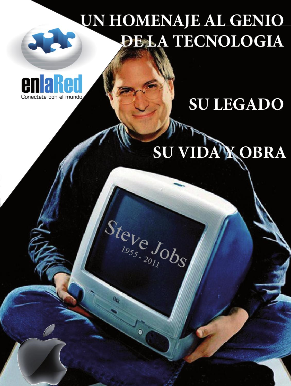 76e8fec496d Steve Jobs by Dennin Triana - issuu