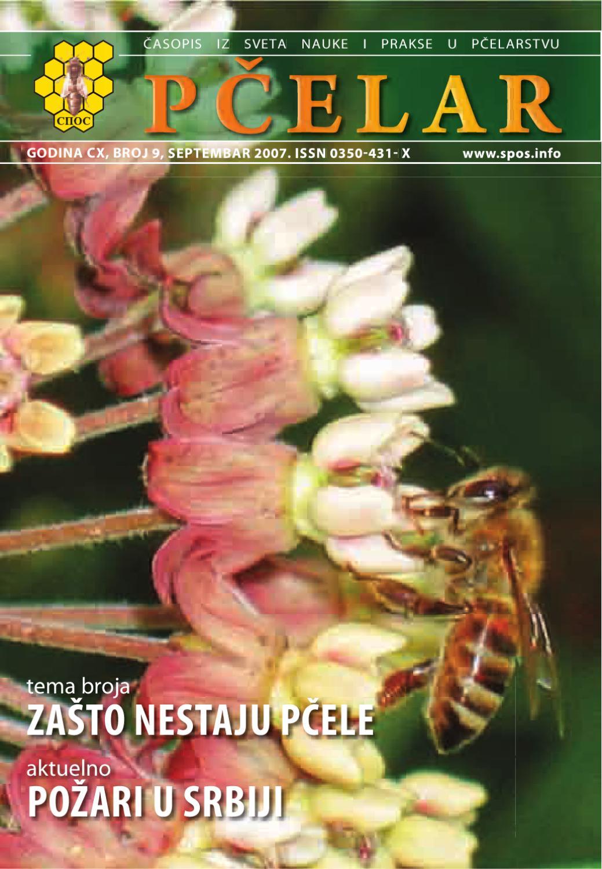 pcelar_septembar_2007 by ZLATNA-DOLINA - issuu