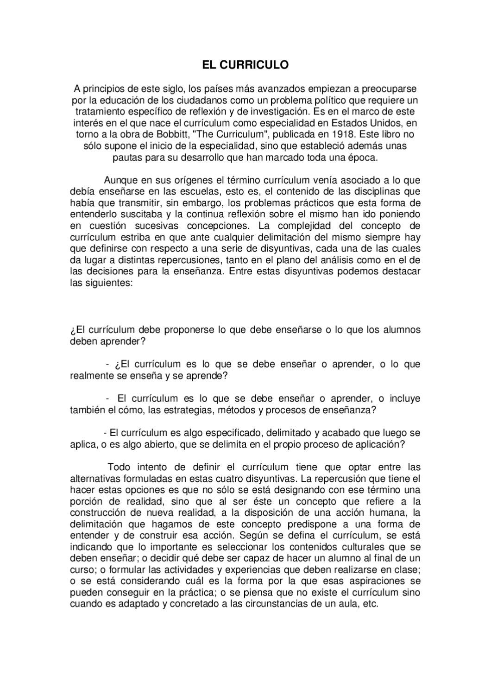 Curriculum by Irma Margarita - issuu