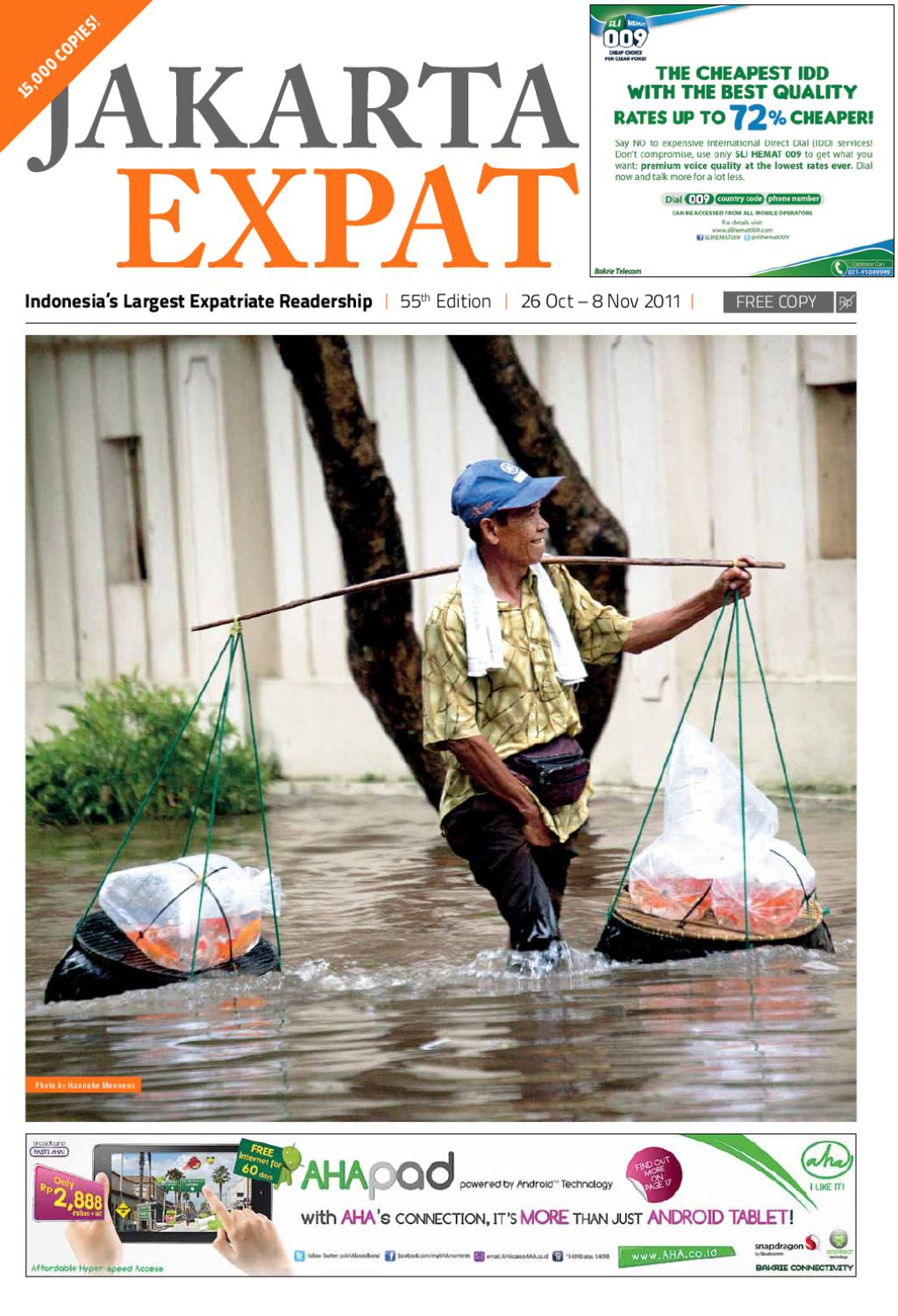 Jakarta Expat - issue 55 - Unusual Ways to Make Money by