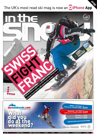 52f49e619 InTheSnow Issue 21 - November 2011 by InTheSnow - issuu
