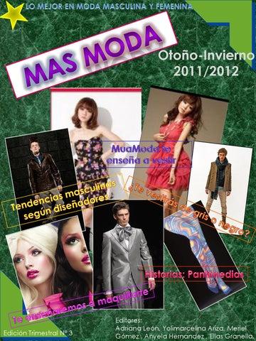 e812fca44 Mas Moda para ella y el: Otoño-Invierno 2011-2012 by Adriana León ...