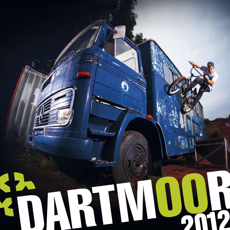 Dartmoor Bikes 2012 English catalog