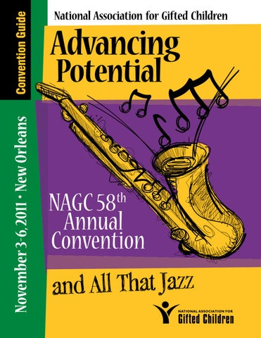 40ef0e33c NAGC 58th Annual Convention Program by National Association for ...