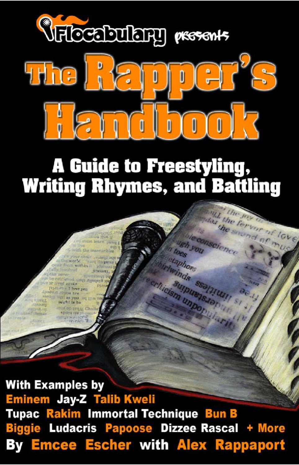 The rappers handbook by sandra sereikaite issuu malvernweather Gallery