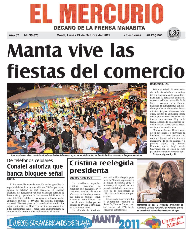 24oct2011 by Diario El mercurio - issuu