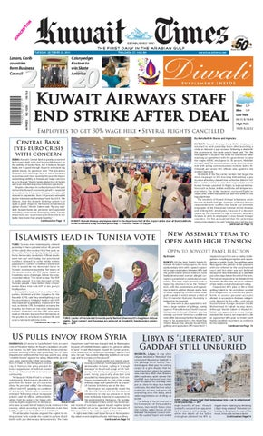 25 Oct By Kuwait Times