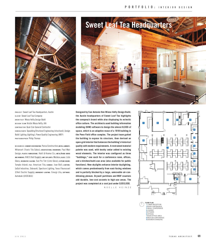 Texas Architect May/June 2011: Context