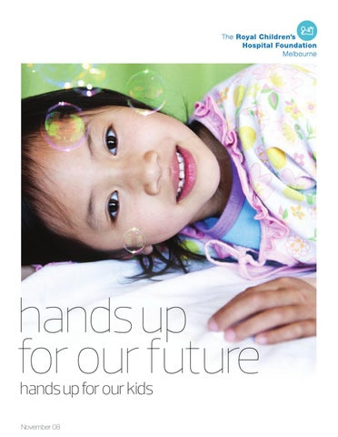 Rchf 2008 Year In Review By Rch Foundation Issuu