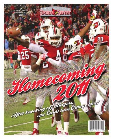 56cf80bc851 Louisville SportsReport: Oct. 26, 2011 issue by Louisville ...