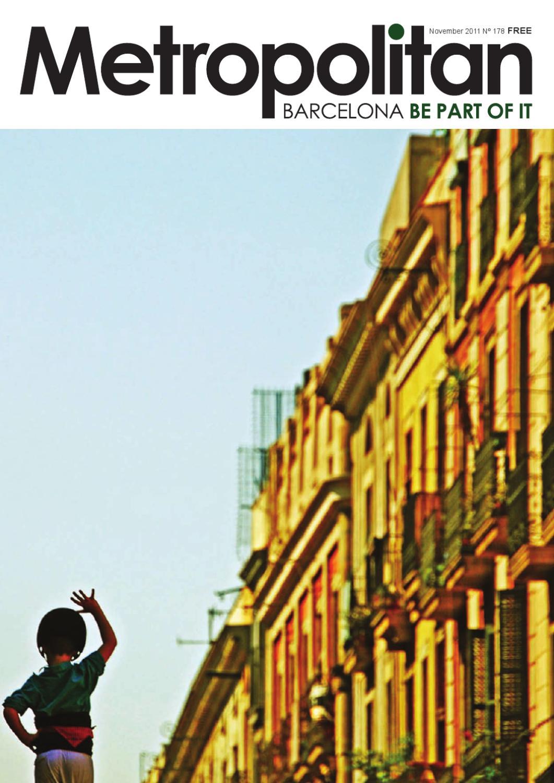 Barcelona Metropolitan Issue 178 By Barcelona Metropolitan Issuu