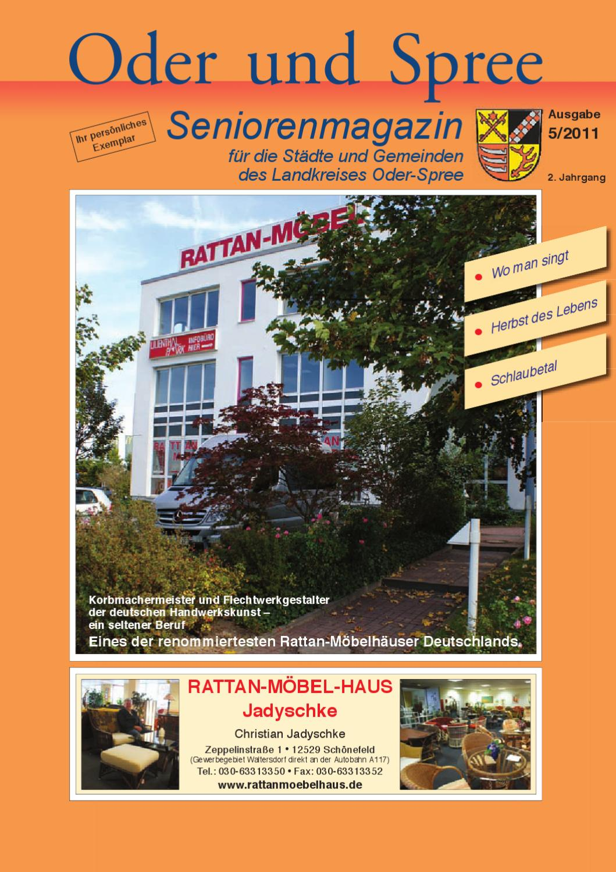 Seniorenmagazin Oder Spree 05/2011 by ELRO Verlag GmbH - issuu