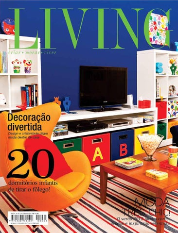 aeb2d2f2bcc Revista Living - Edição nº 03 - Outubro de 2011 by Revista Living ...