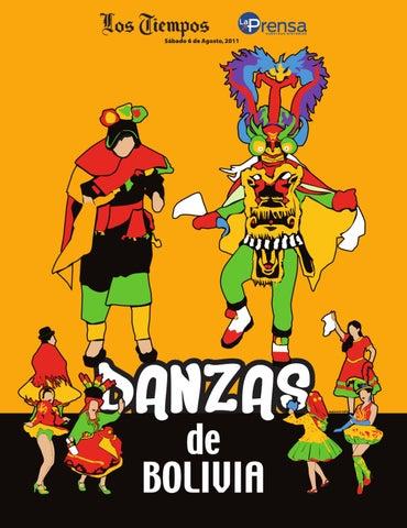 danzas de bolivia by los tiempos los tiempos issuu issuu logo issuu logo svg