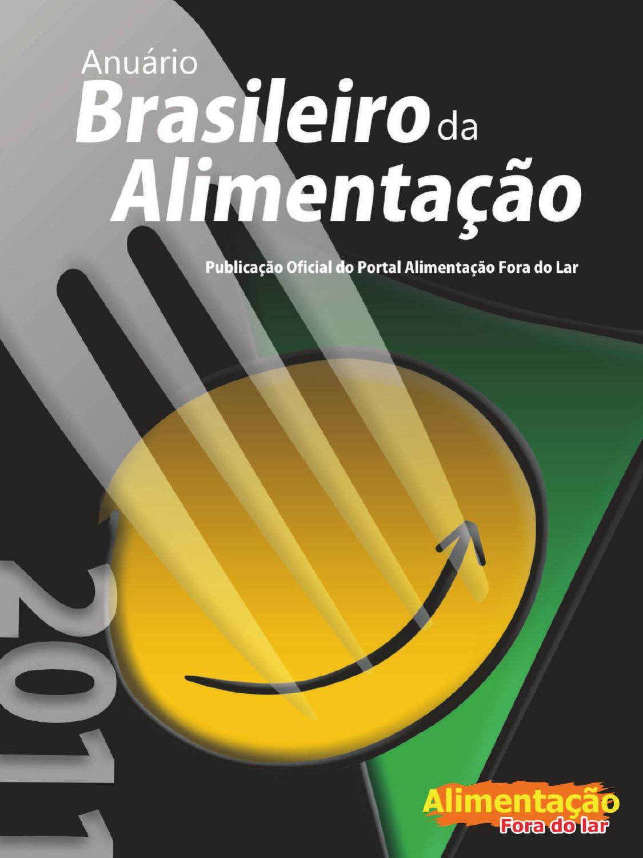 63ecb0b86 Anuário Brasileiro da Alimentação 2011 by Portal Alimentação Fora do Lar -  issuu