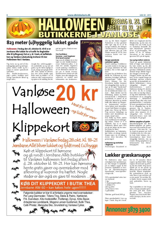 75eadcd26237 Vanløse 27102011 by Lokalaviserne - issuu