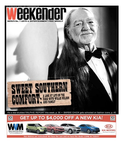The weekender 10 26 2011 by the wilkes barre publishing for Wyoming valley motors kingston pa