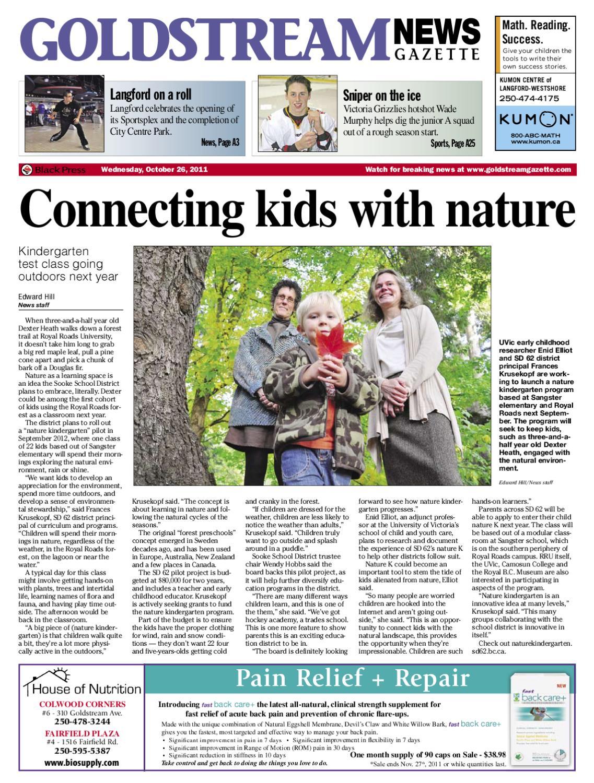 bb013cf0568fc5 Oct.26, 2011 GoldstreamGazette by Goldstream Gazette - issuu