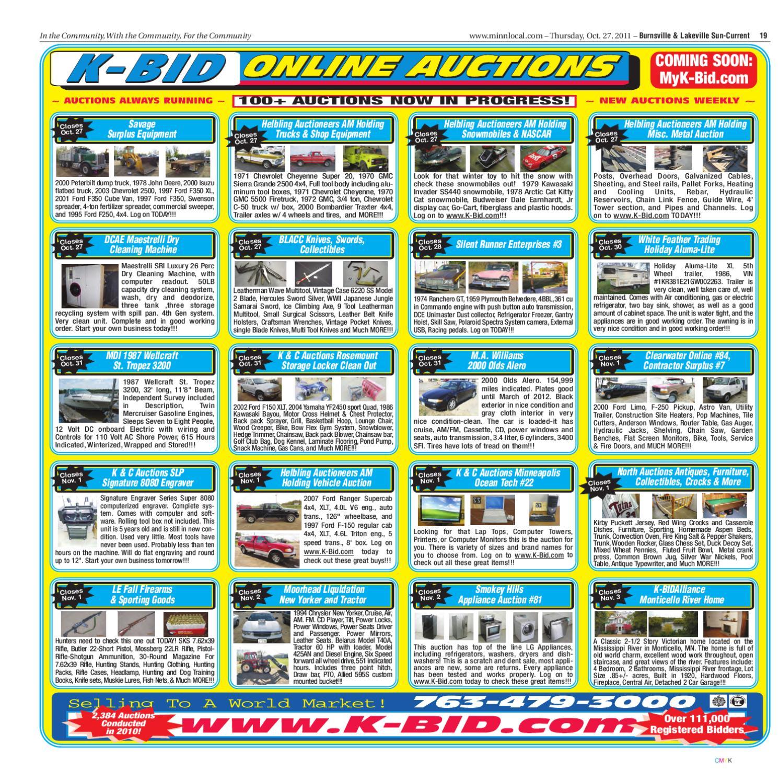 C3 Burnsville10 27 11 By Sun Newspapers