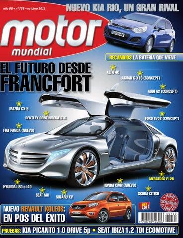 4fda5c98410 MOTOR MUNDIAL by GERARDO ROMERO-REQUEJO - issuu