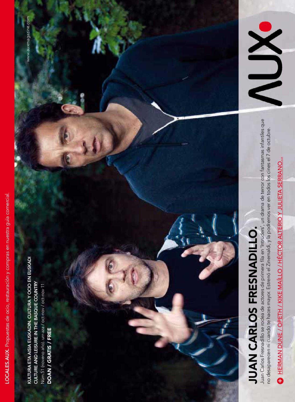 Aux Magazine Numero 51 Octubre Noviembre 2011 By Auxiliarte