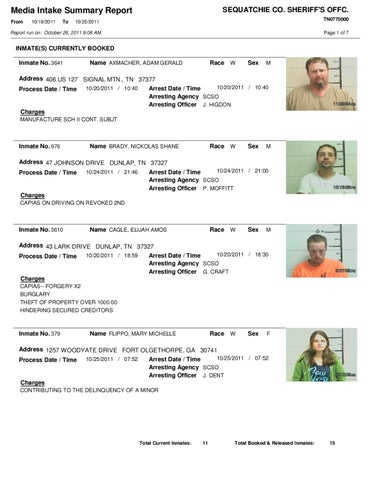 Henry county tn booking log
