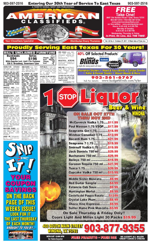 tyler am class seca 102711 by want ads of tyler inc issuu rh issuu com