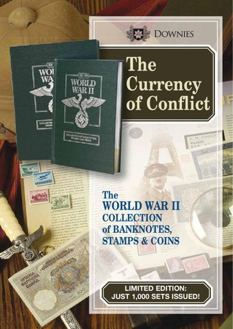 World War II Banknote, Stamp & Coin Album by Downies - issuu