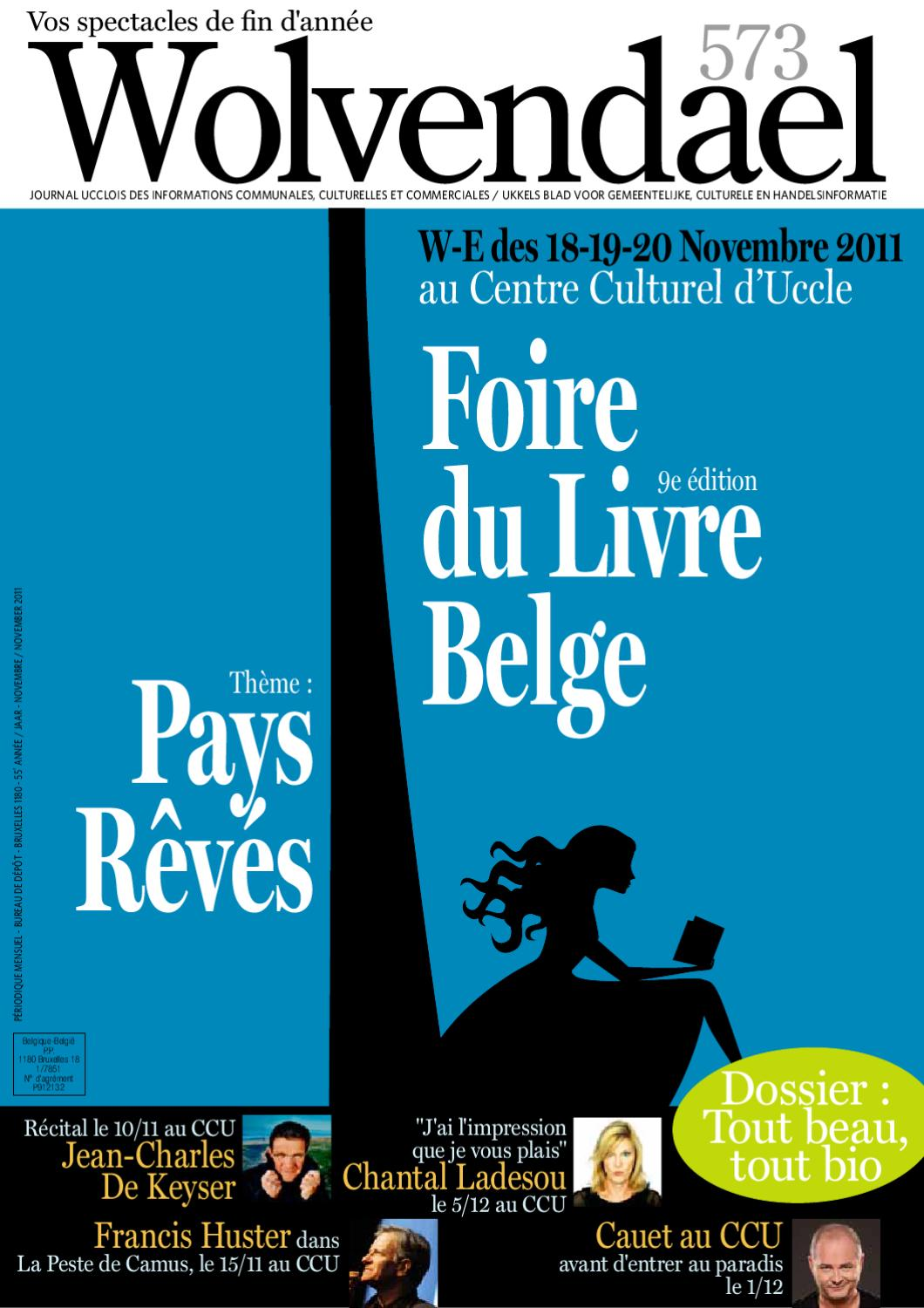 Wolvendael Mag N By Centre Culturel DUccle Issuu - Code reduction e carreleur