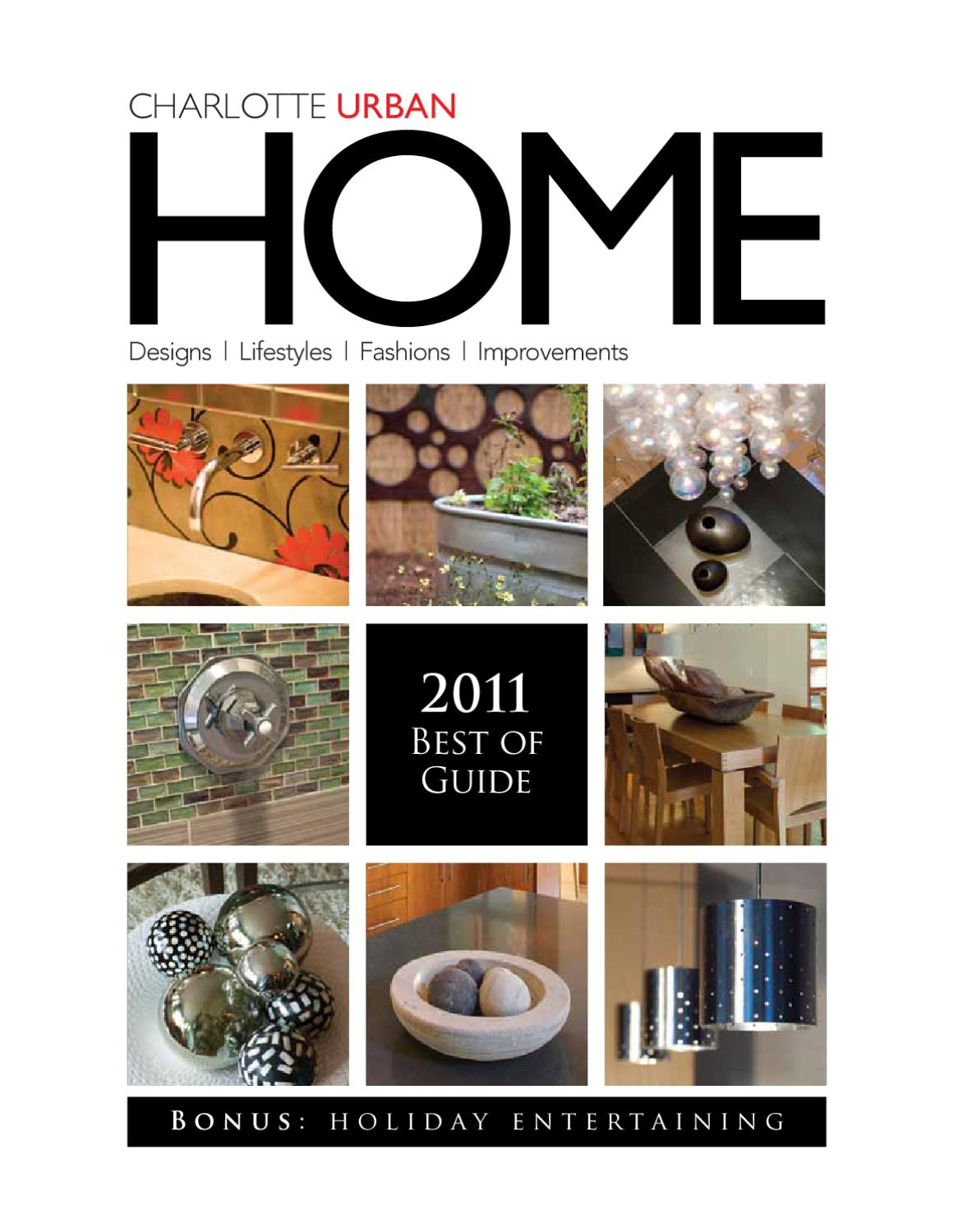 Home Design And Decor Magazine Part - 26: Best Of Guide 2011