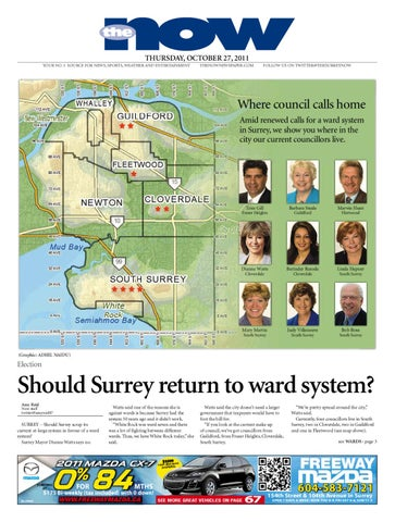 Surrey Now October 27 2011 by Glacier Digital issuu
