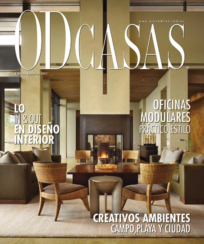OD Casas #3 2011 by Grupo Editorial Shop In 98 C.A. - issuu