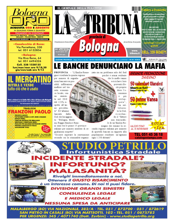Tribuna_703 by La Tribuna srls issuu