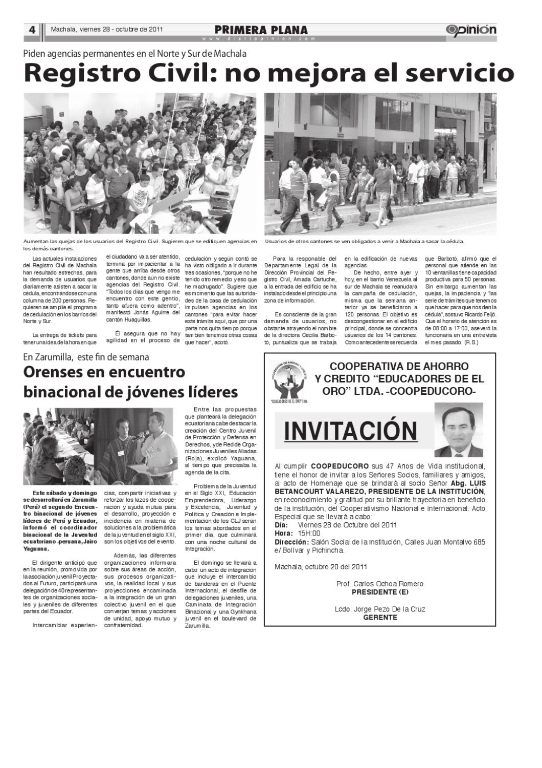 Diario Opinion by Diario Opinion - issuu