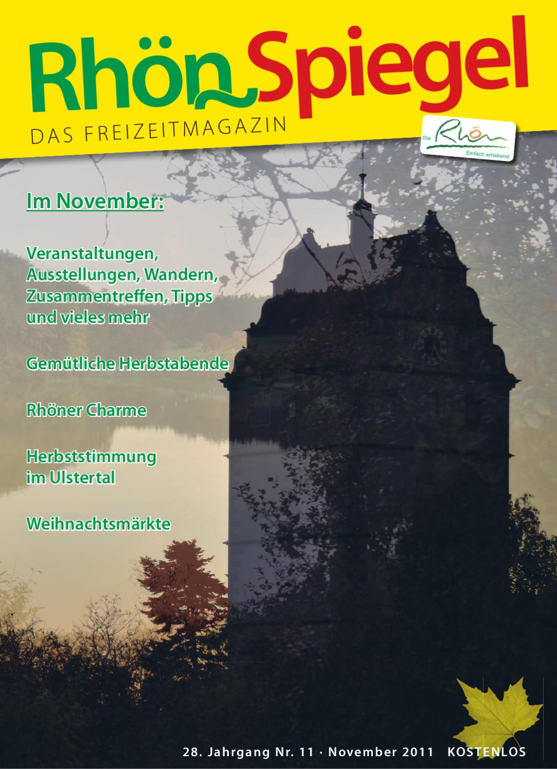 Rhön-Spiegel November 2011 by Peter Winn - issuu