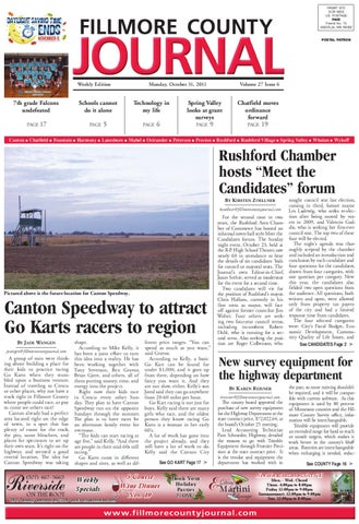 16b14ee26950 Fillmore County Journal 10.31.11 by Jason Sethre - issuu