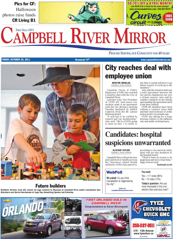 october 28 2011 mirror by cbell river mirror issuu